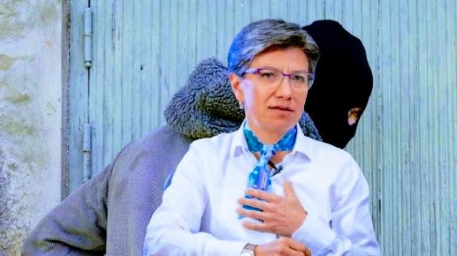 """Catalogan de xenófobas y discriminatorias medidas anunciadas por la alcaldesa de Bogotá Claudia López contra la delincuencia de """"criminales de población migrante"""""""