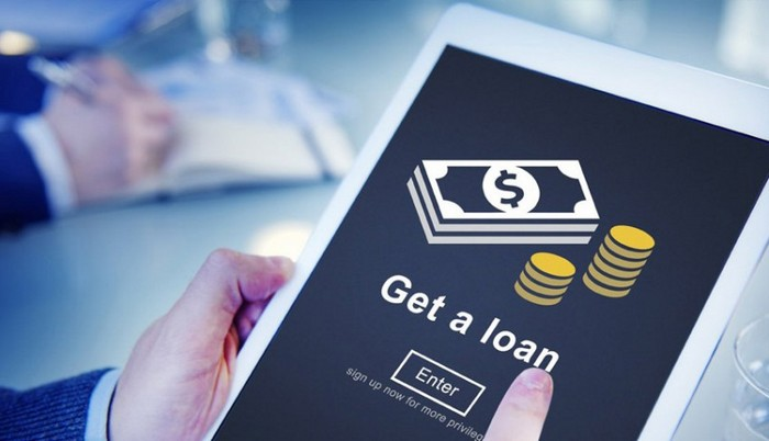 Ilustrasi Aplikasi Pinjam Uang Online