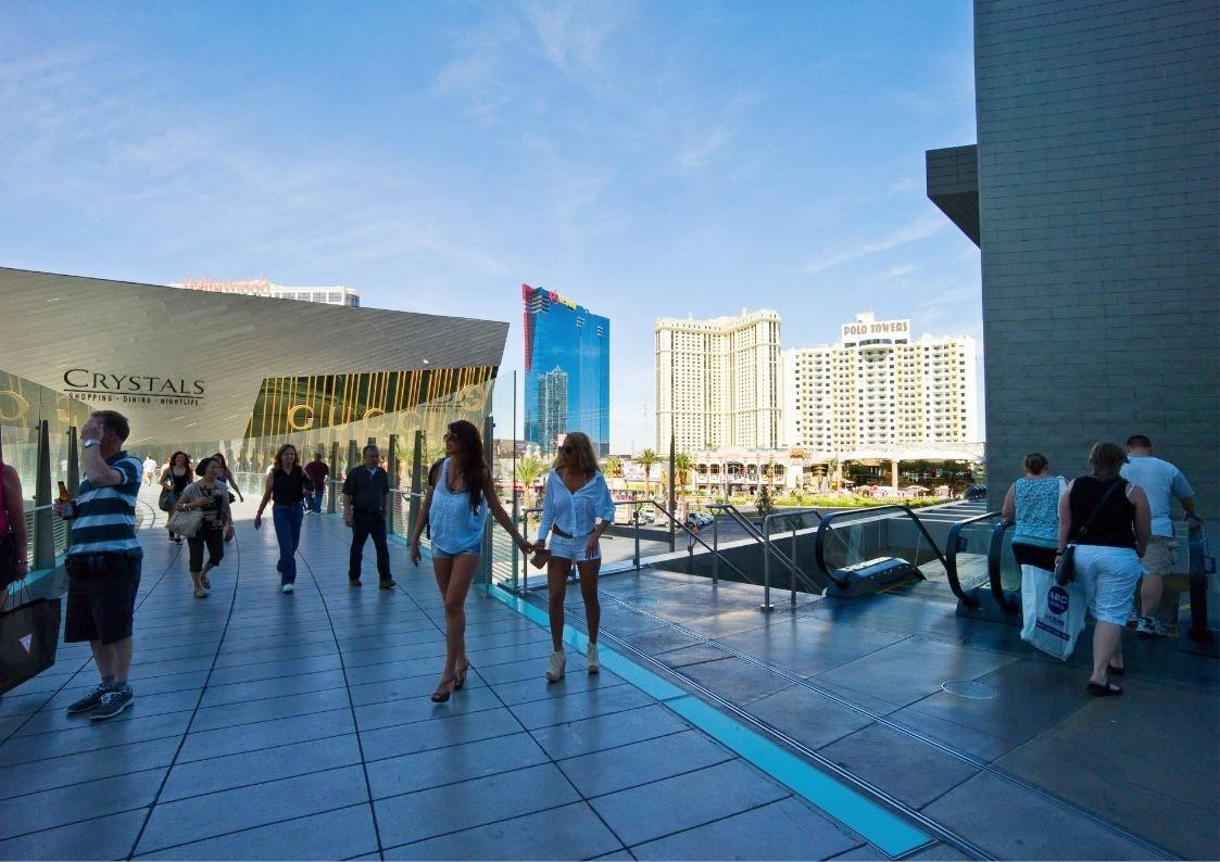 Las Vegas for the Less Adventurous