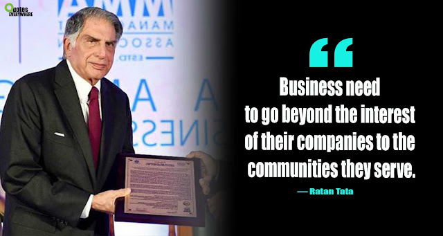 Ratan Tata Motivational Quotes