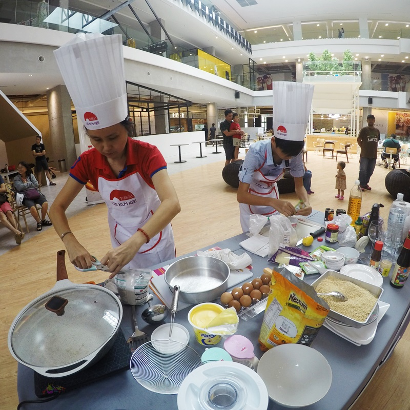 Cooking Competition, Desa Homes Theatre Sdn Bhd, Electrolux, Lee Kum Kee, My Fun Cooking Competition 2017, One City, Rawlins GLAM, The Square,