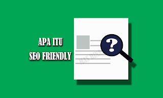 Mengenal Tata Cara Seo Friendly pada Blog dan Website