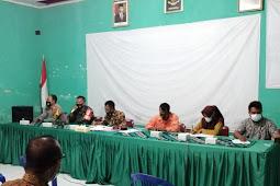 Babinsa Munggung Hadiri Sosialisasi PPKM Mikro
