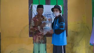 Laznas Dewan Da'wah Salurkan Paket Pangan dan Higienis untuk Warga Terdampak Banjir Bima