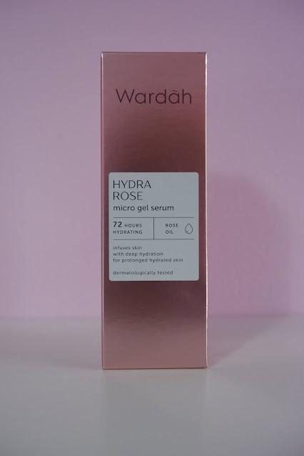 Review Wardah Hydra Rose Regime, Skincare Untuk Kulit Kering Dan Dehidrasi