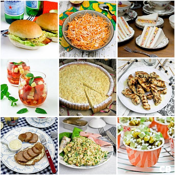 10 recepten voor een gezellige picknick