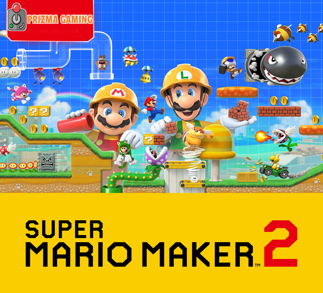 Download Super Mario Maker 2 ROM for PC - PrizMa Gaming » No