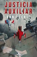 Justicia auxiliar de Ann Leckie