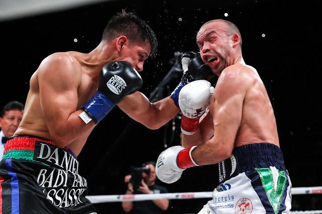 Daniel Roman Edges TJ Doheny Via Decision To Unify WBA And IBF Titles