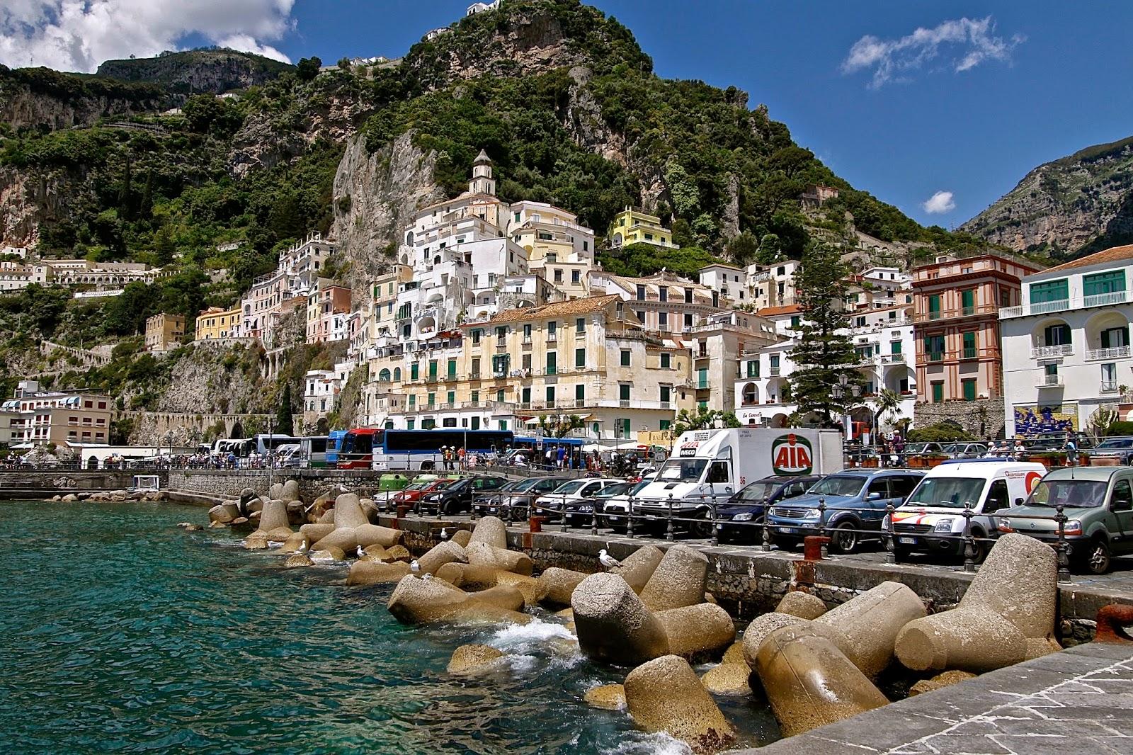 Amalfi Italian Restaurant Newark De Menu