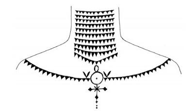 африканская татуировка