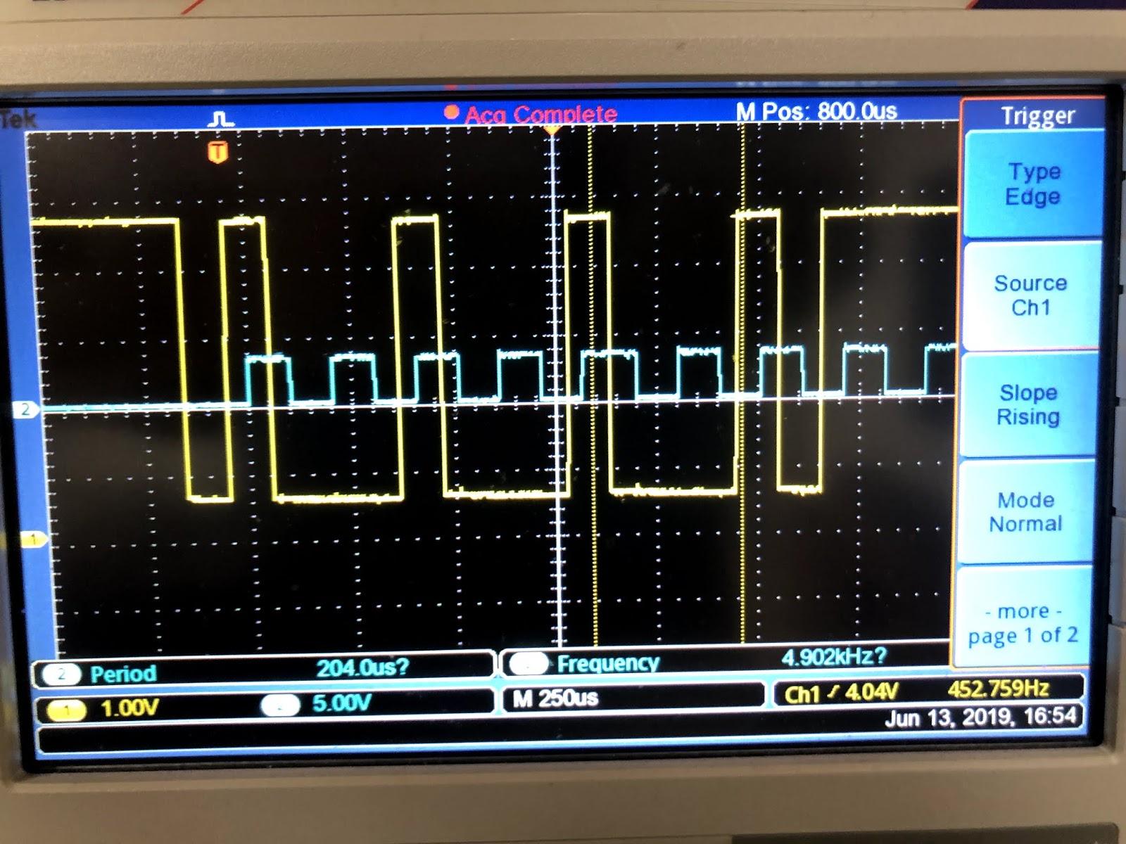 RevK®'s rants: Soft RS485 UART using interrupts on ESP8266