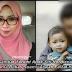 FUHH...!!! Gambar Terkini Anak Siti Nordiana Dengan Bekas Suami, Pelakon Arwah Faizal Yusof