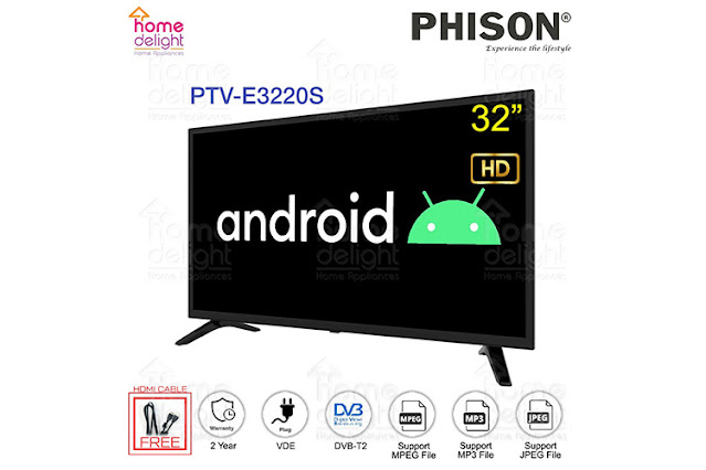 Phison Smart Android TV