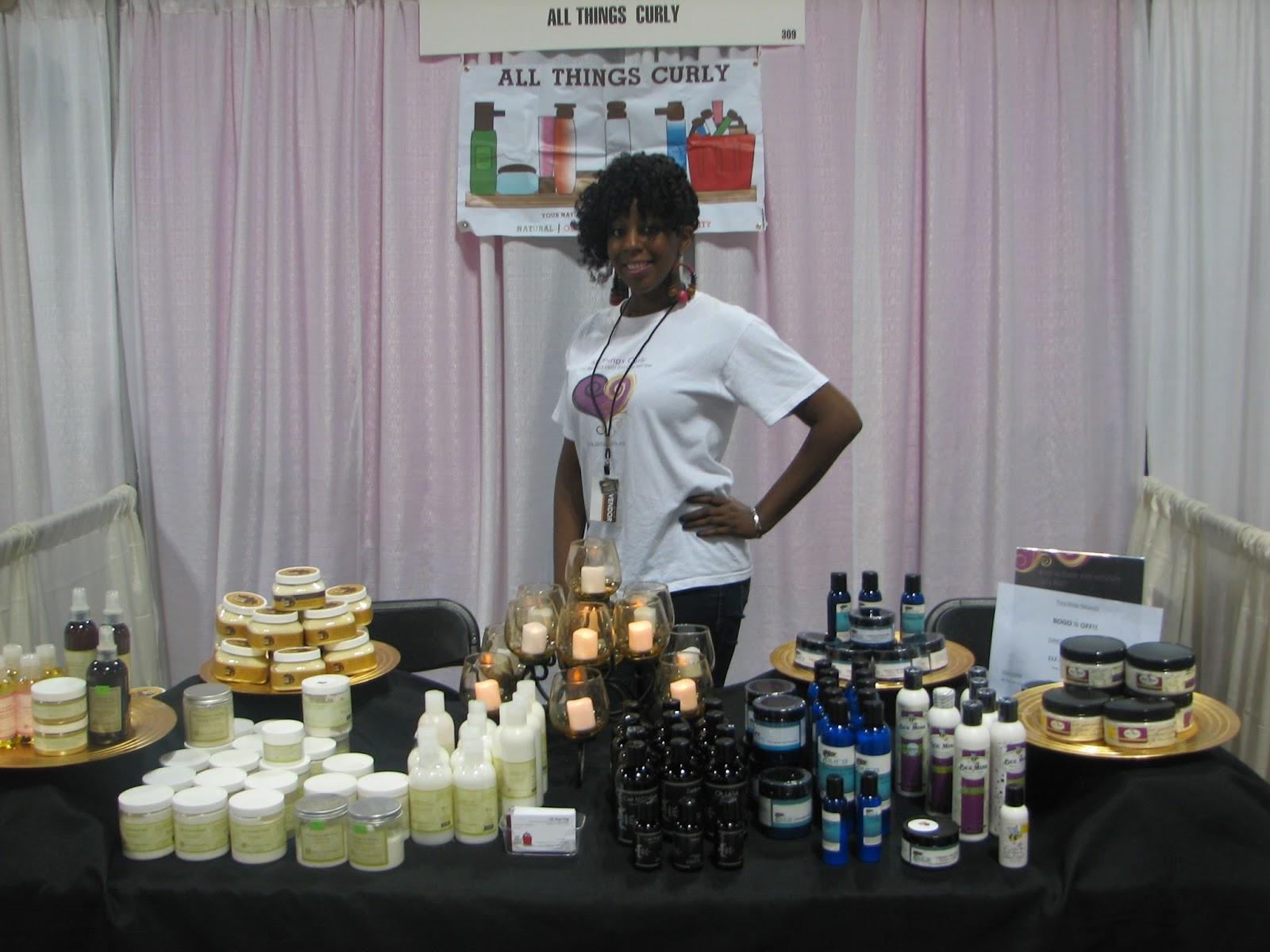 Natural Hair Convention Memphis