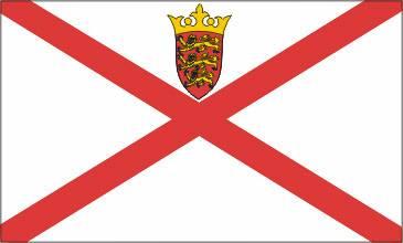 Bandeira de Jersey