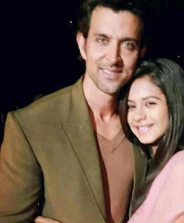 Ritika Badiani With Hrithik Roshan
