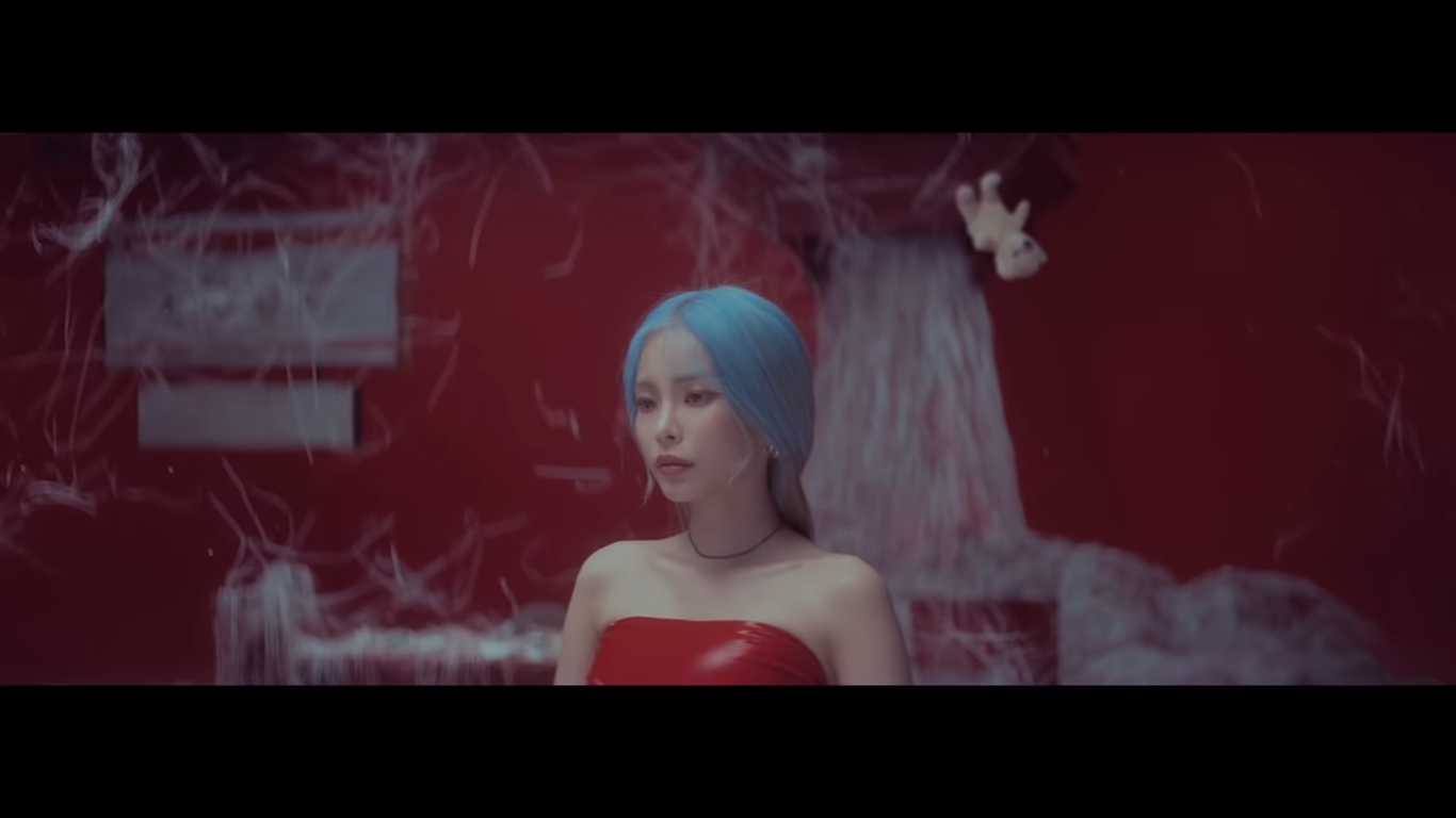 Heize Shows The Preview of 'Things are Going Well' MV