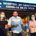 COVID 19: Zé Doca ganha hospital de campanha