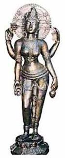 Jnanpith Award - Goddess Saraswati