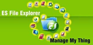 le fichier es file explorer v1.6.2.5.apk