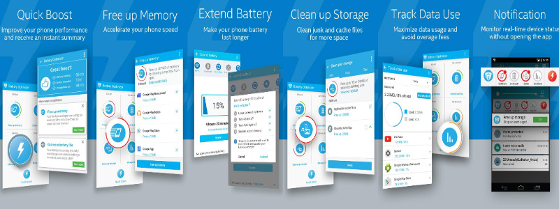 Battery Optimizer and Cleaner - Best Battery Saver App for Android