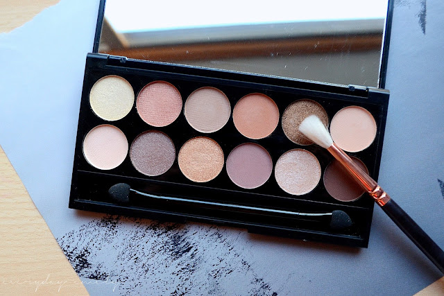 Sleek eyeshadow palette in A New Day