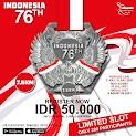 Iconic Virtual Run ∙ HUT 76th INDONESIA Series • 2021