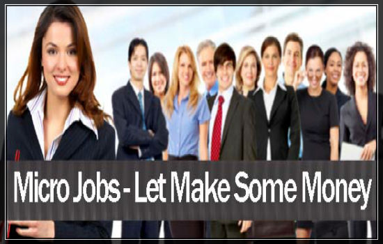 Tips To Make Money with Gig Based Online Micro Job Sites-550x350