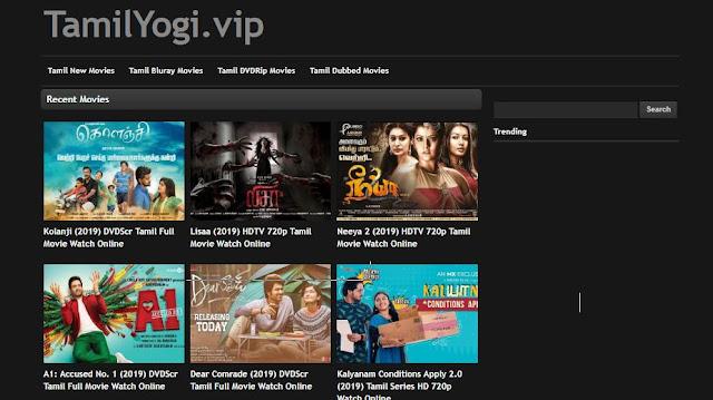 Tamilyogi Pro 2019 – Download Tamil, Telugu, Tamilyogi Malayalam 2019 Movies