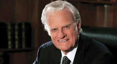 Billy Graham Devotions 25 April 2019