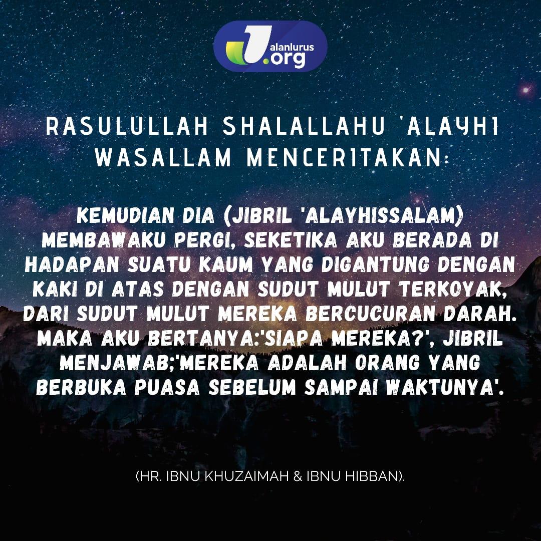 Dalil-Dalil Seputar Hukum Puasa Ramadhan