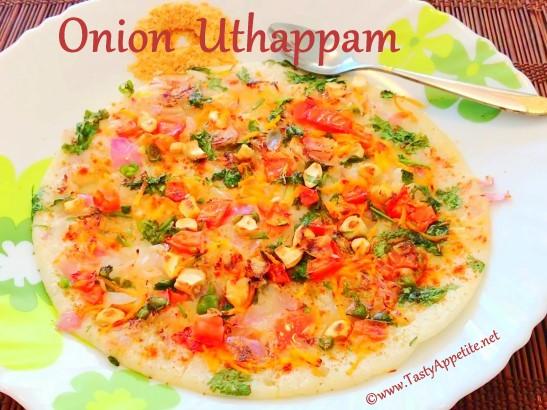 uthappam recipe