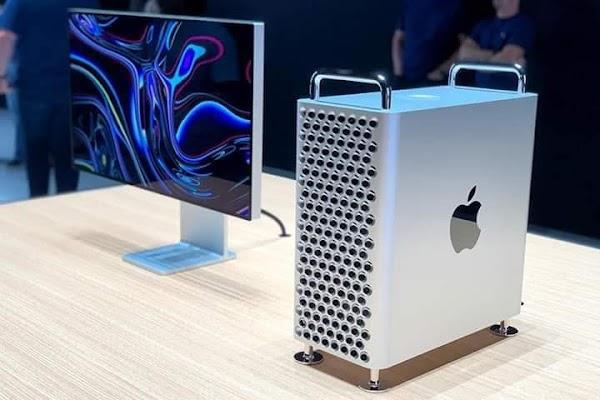 Apple | 2019 Mac Pro |  ابل تصنع حاسوب من عالم اخر ذاكرة 1.5 تيار بايت