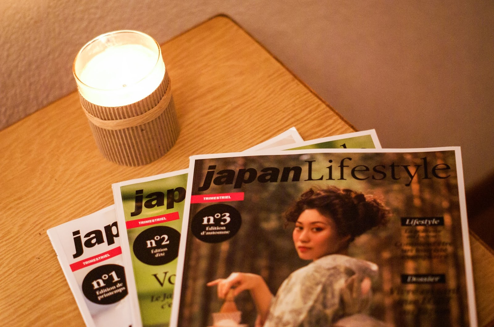 japan lifestyle magazine