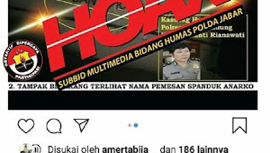 Kompol Santi Korban Berita Hoax, Oknum Segera Diusut