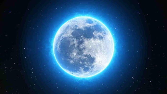 Rare Blue Moon Can Be Seen On October 31st, Halloween Day 2020