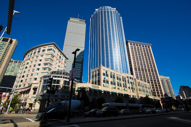 Observation decks-Boston