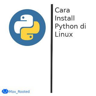 Cara Install Python di Linux