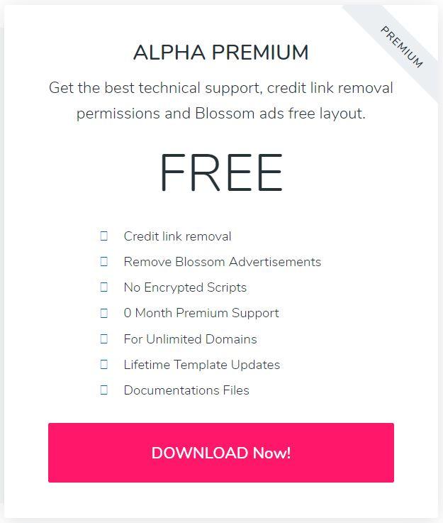 Alpha Premium