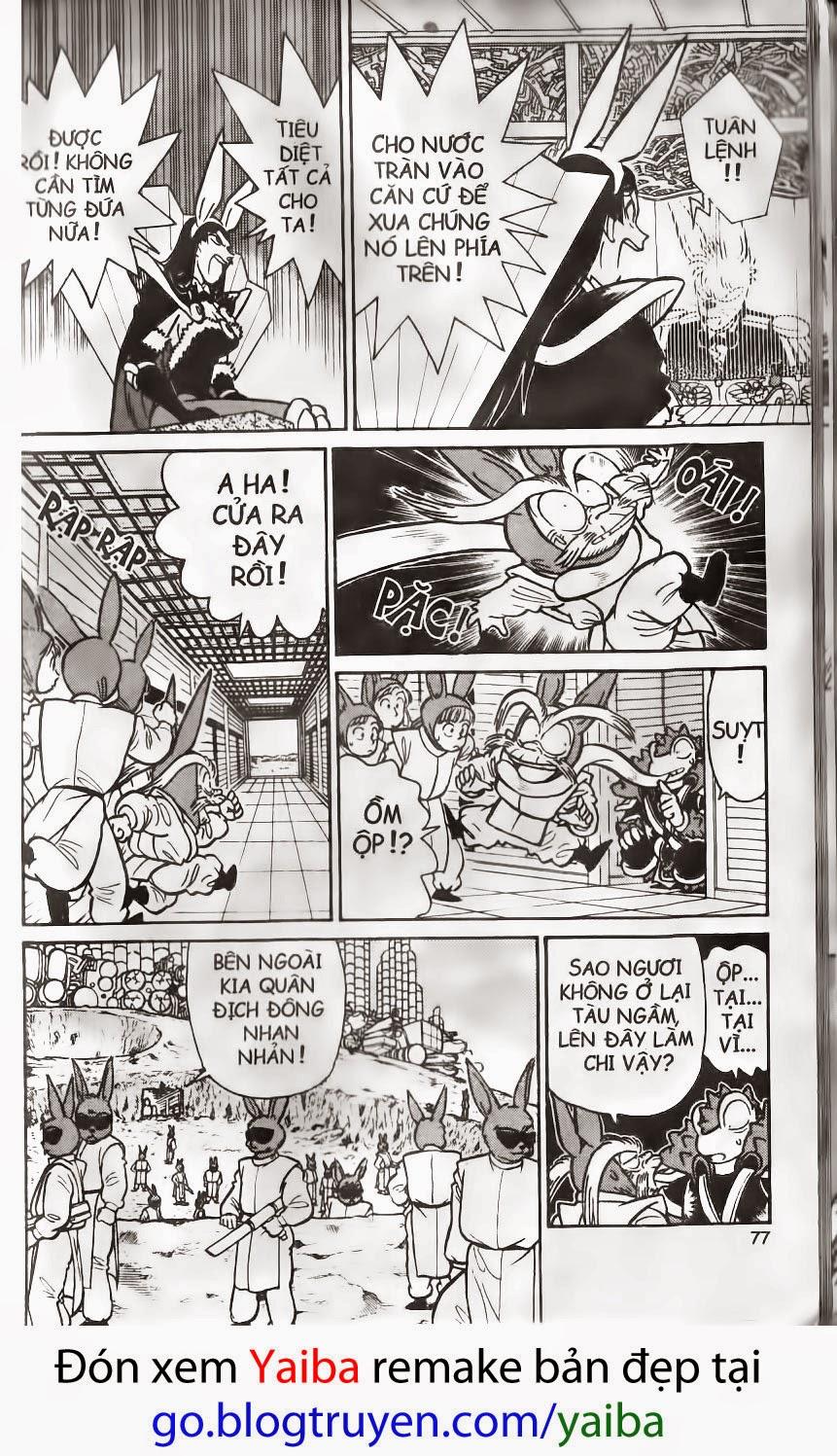 Yaiba chap 137 trang 10