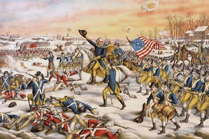 [LENGKAP] Sejarah Revolusi Amerika Secara Singkat