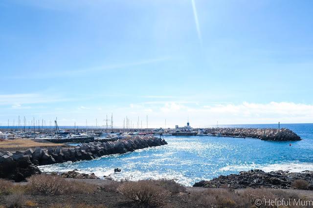 Amarilla Golf marina