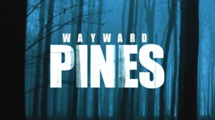 Wayward Pines Book