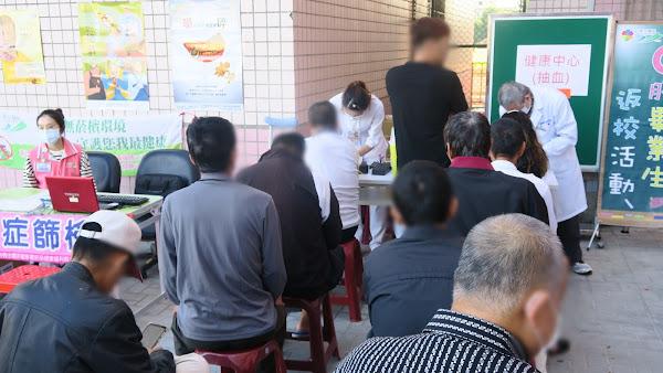 美沙冬藥癮戒治合併治C肝 彰化醫院畢業生返校
