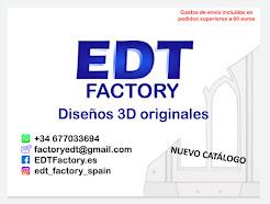 EDT Factory - Diseño e impresión 3D