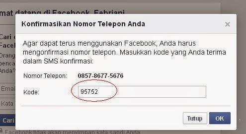 cara membuat facebook lewat hp