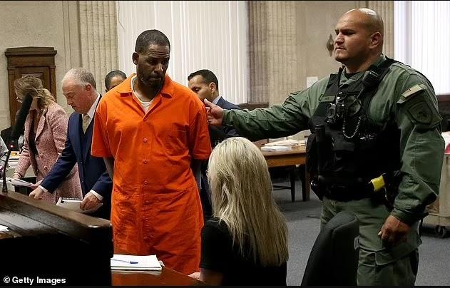 Singer R Kelly refuses to testify in sex trafficking trial