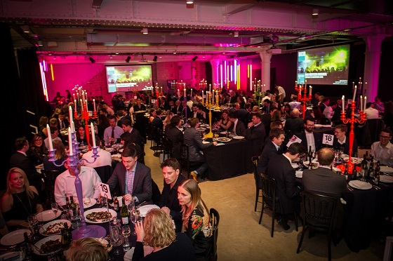 BCO NextGen Awards Dinner 2016