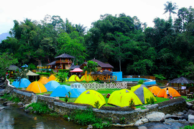 Harga Paket Camping Muara Jambu Subang